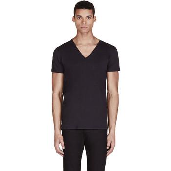 Vêtements Homme T-shirts manches courtes Diesel Tee-shirt  Umtee Jesse (Noir) Noir