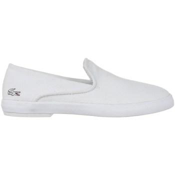 Chaussures Femme Baskets basses Lacoste Cherre 116 2 Caw Blanc