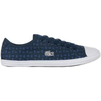 Chaussures Femme Baskets basses Lacoste Ziane Sneaker 116 2 Spw Bleu marine