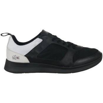 Chaussures Homme Baskets basses Lacoste Joggeur 217 2 G Trm Noir, Blanc