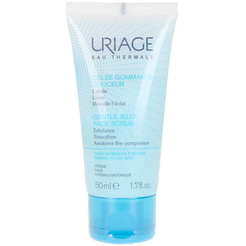 Beauté Femme Masques & gommages Uriage Gentle Jelly Face Scrub