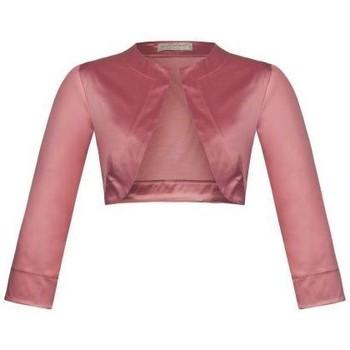 Vêtements Femme Vestes / Blazers Rinascimento CFC0091487003 Rose