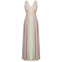 Vêtements Femme Robes longues Rinascimento CFC0091571003 Rose