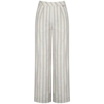 Vêtements Femme Pantalons fluides / Sarouels Rinascimento CFC0092852003 Beige