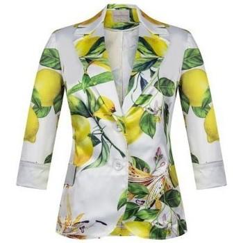 Vêtements Femme Vestes / Blazers Rinascimento CFC0092943003 Blanc
