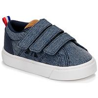 Chaussures Enfant Baskets basses Le Coq Sportif VERDON CLASSIC Bleu