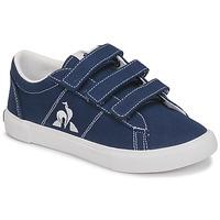 Chaussures Enfant Baskets basses Le Coq Sportif VERDON PLUS PS Bleu