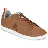 Chaussures Baskets basses Le Coq Sportif COURTCLASSIC GS Marron