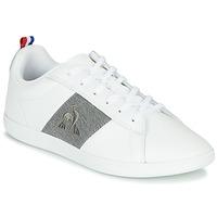 Chaussures Baskets basses Le Coq Sportif COURTCLASSIC GS Blanc