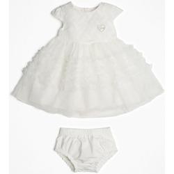 Vêtements Fille Ensembles enfant Guess A01K13WCMJ0 Blanc
