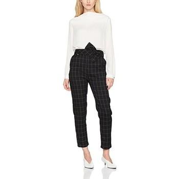 Vêtements Femme Combinaisons / Salopettes Rinascimento CFC0083235003 Noir