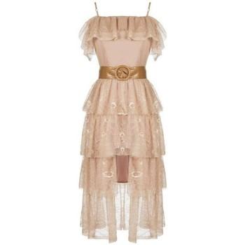 Vêtements Femme Robes courtes Rinascimento CFC0091285003 Rose