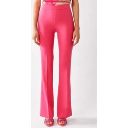 Vêtements Femme Pantalons fluides / Sarouels Rinascimento CFC0097495003 Violet