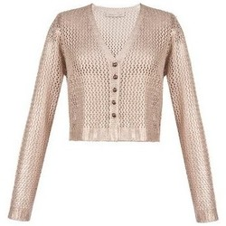 Vêtements Femme Gilets / Cardigans Rinascimento CFM0009133003 Rose