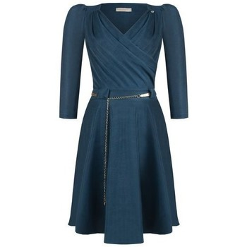 Vêtements Femme Robes Rinascimento CFC0093974003 Bleu