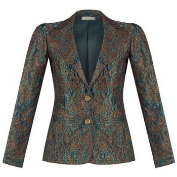 Vêtements Femme Vestes Rinascimento CFC0094356003 Bleu