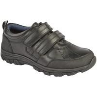 Chaussures Garçon Multisport Roamers  Noir