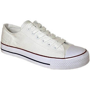 Chaussures Femme Baskets mode Dek  Blanc