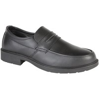 Chaussures Homme Mocassins Grafters  Noir