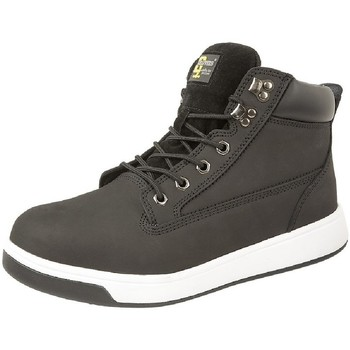 Chaussures Homme Baskets montantes Grafters  Noir