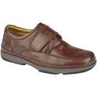 Chaussures Homme Derbies Roamers  Marron