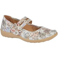 Chaussures Femme Ballerines / babies Boulevard  Multicolore