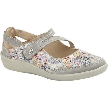 Chaussures Femme Ballerines / babies Boulevard  Gris