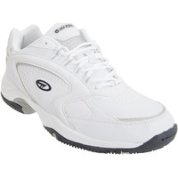 Chaussures Homme Baskets basses Hi-Tec  Blanc/Bleu marine