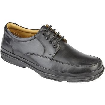Chaussures Homme Derbies Roamers  Noir