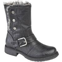 Chaussures Femme Bottes de neige Cipriata  Noir