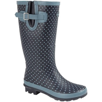 Chaussures Femme Bottes de pluie Stormwells  Bleu clair/ Bleu