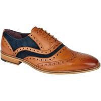 Chaussures Homme Derbies Roamers  Marron / bleu