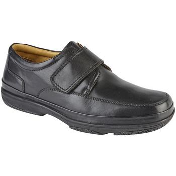Chaussures Homme Baskets basses Roamers  Noir