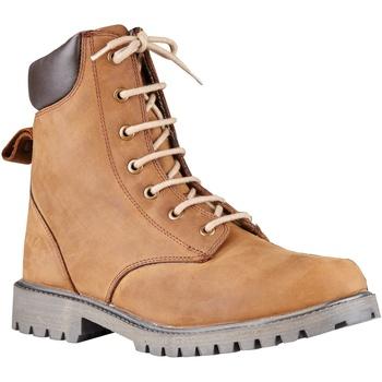Chaussures Homme Chaussures de sécurité Dublin  Marron