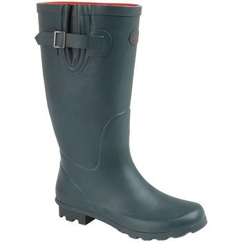 Chaussures Femme Bottes de pluie Stormwells  Vert / rouge