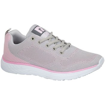 Chaussures Femme Baskets basses Dek  Gris/ Rose