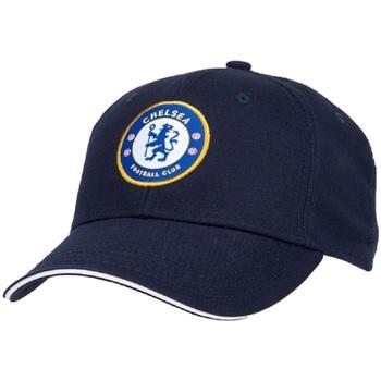 Accessoires textile Casquettes Chelsea Fc  Bleu marine