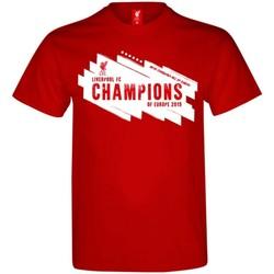 Vêtements Homme T-shirts manches courtes Liverpool Fc  Rouge
