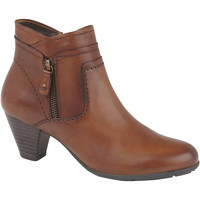 Chaussures Femme Bottines Cipriata  Marron