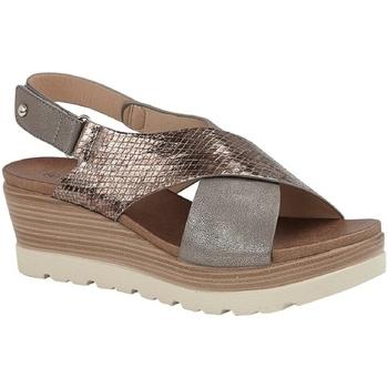 Chaussures Femme Sandales et Nu-pieds Cipriata  Bronze