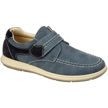 Chaussures Homme Mocassins Scimitar  Bleu marine