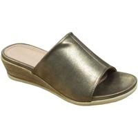 Chaussures Femme Sabots Cipriata  Doré
