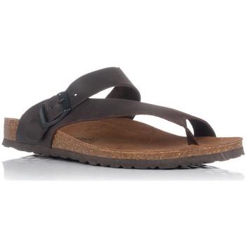 Chaussures Homme Sandales et Nu-pieds Interbios 9511 Marron