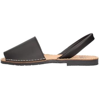 Chaussures Femme Sandales et Nu-pieds Ska 201 Ibiza Dn santal Femme Noir Noir