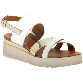 Chaussures Femme Sandales et Nu-pieds Sono Italiana BIANCO CRAST Bianco