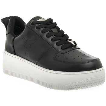 Chaussures Femme Baskets basses Windsor Smith RACERR BLACK Nero