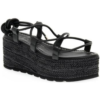 Chaussures Femme Sandales et Nu-pieds Vienty NOX NERO Nero