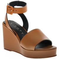 Chaussures Femme Sandales et Nu-pieds Vienty CUERO NOX Marrone
