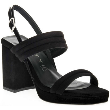 Chaussures Femme Sandales et Nu-pieds Vienty NERO JIM Nero