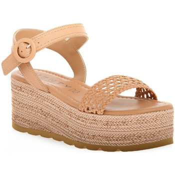 Chaussures Femme Sandales et Nu-pieds Vienty KEA ALAGUITA Nero